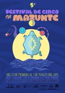 5to Festival de Circo en Mazuntee