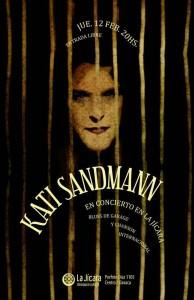Concierto Kati Sandmann